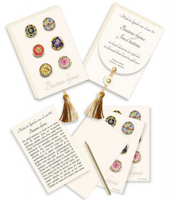 Kit de bristols - Boutons bijoux