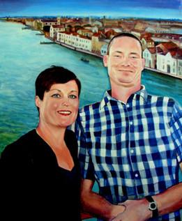 Memories of Venice Portrait