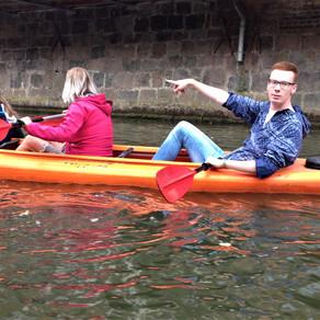 Auf hoher See: Klein-Venedig im Herzen Leipzigs entdeckt