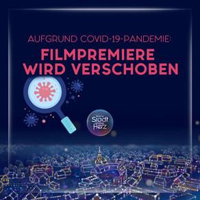 """Filmpremiere von """"Kleine Stadt – großes Herz"""" wird verschoben"""