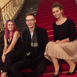 """Wechselbad der Gefühle für junge Tauchaer Filmemacher zur """"VISIONALE LEIPZIG"""""""
