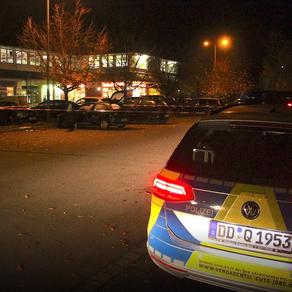 Filmreifer Überfall in Klebendorfer Straße