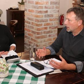 Tauchscher 2018: Heimatverein zieht Bilanz