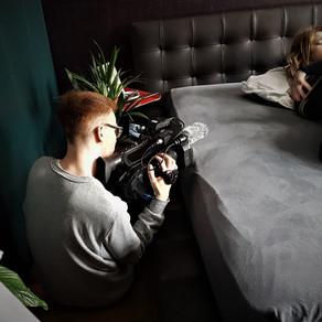 """Kurzfilm """"frei"""" abgedreht und veröffentlicht"""