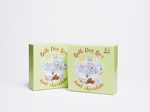Bath Day Box Mint chocolate