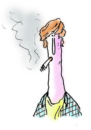 Warum ich froh bin, dass ich nicht mehr rauchen muss.