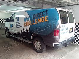 van wrap world direct challenge