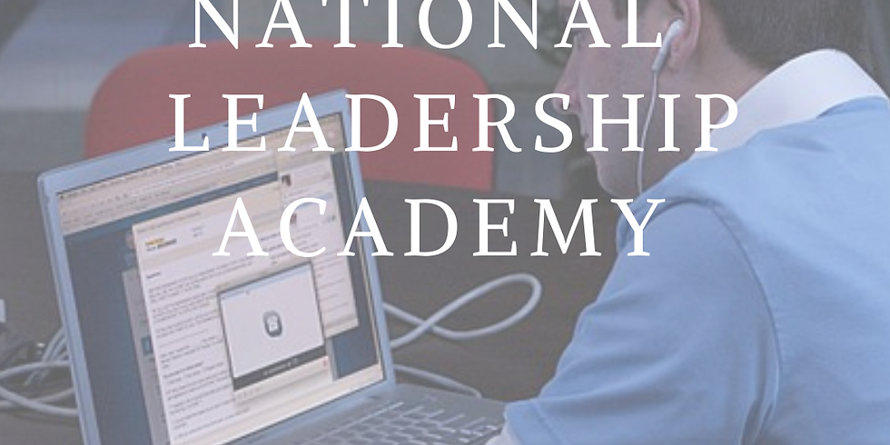 Youth National Leadership Academy Day #4