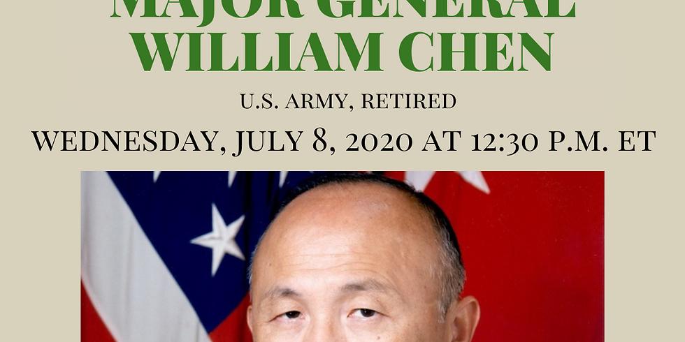 APAICS In Conversation w/ Major General Chen