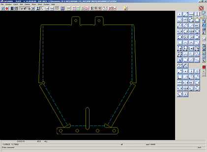 INTEGRATED CAD FUNCTIONALITIES CAM2000.p