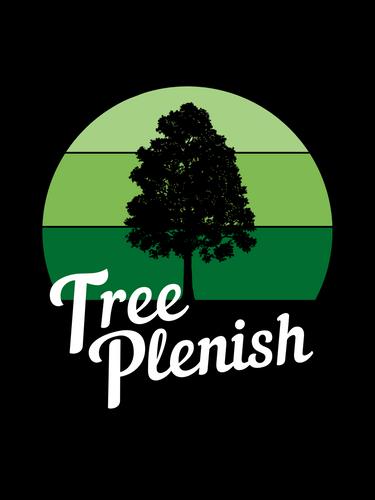 The Tree-Plenish Logo