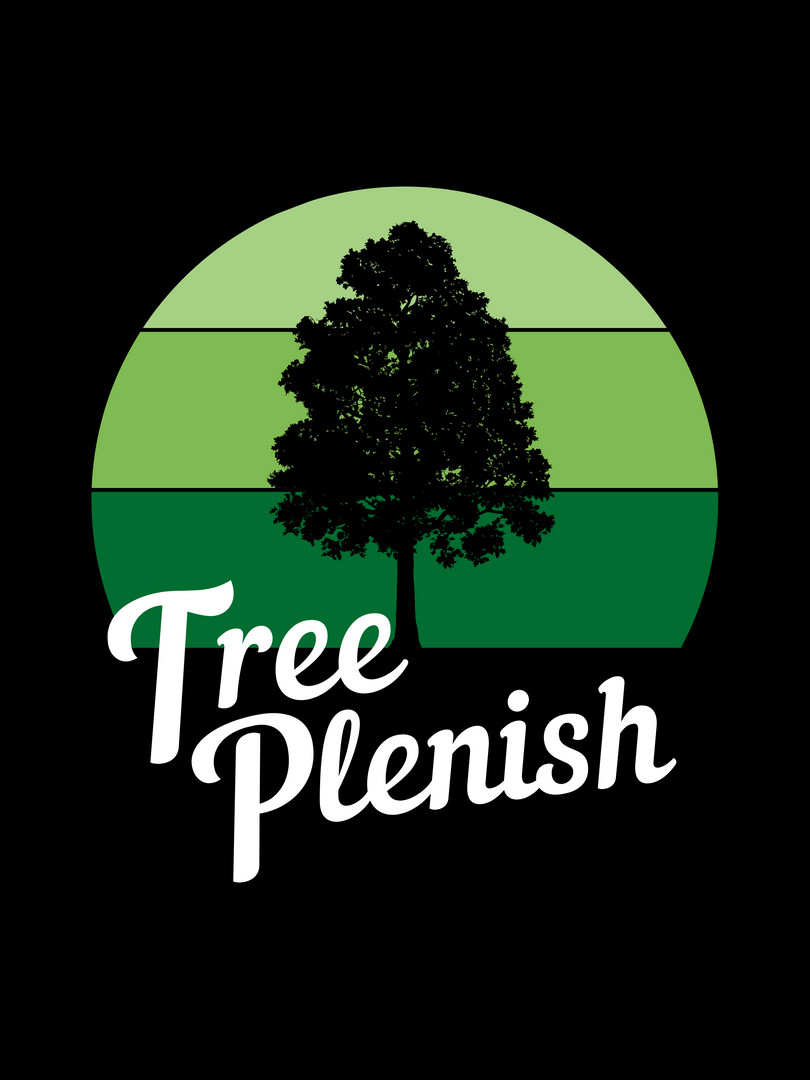 The Tree-Plenish Logo