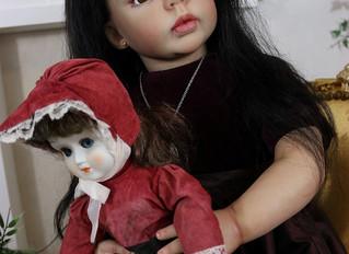 Как создать такую куклу?
