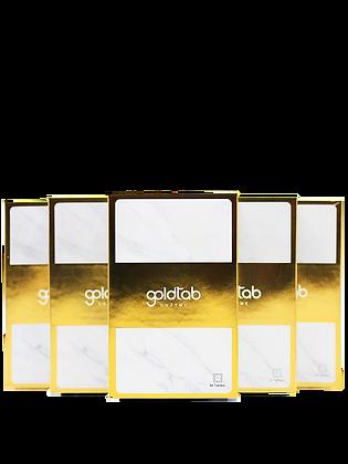 GOLDTAB เม็ดอมเอนไซม์  5 กล่อง