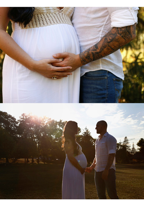 Maternity Session - Sneak Peek