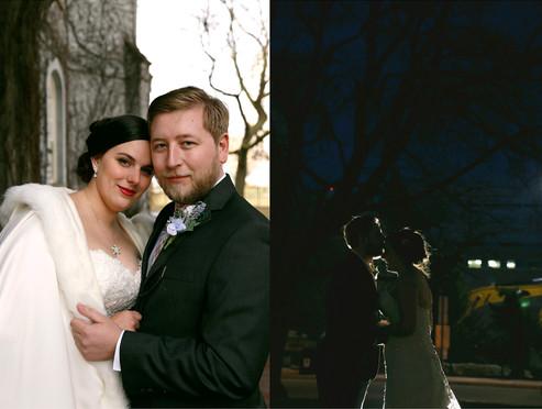 Elizabeth & Devin - Happy One Year Anniversary