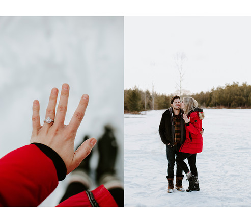 We're Engaged ❤️