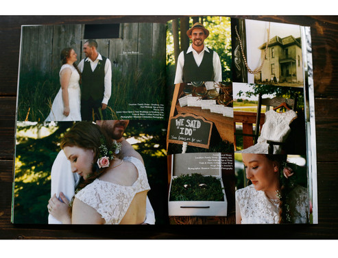 Hitched Magazine Wedding Feature
