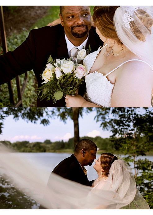 Maggie & Tony - Married