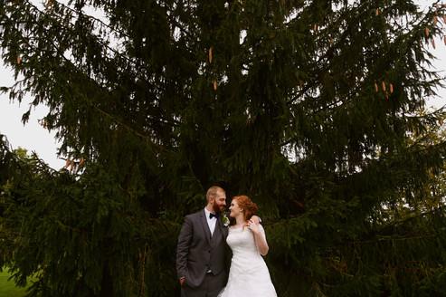 C & S - Wedding Day