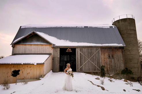 Winter Styled Shoot - Willow Creek Homestead