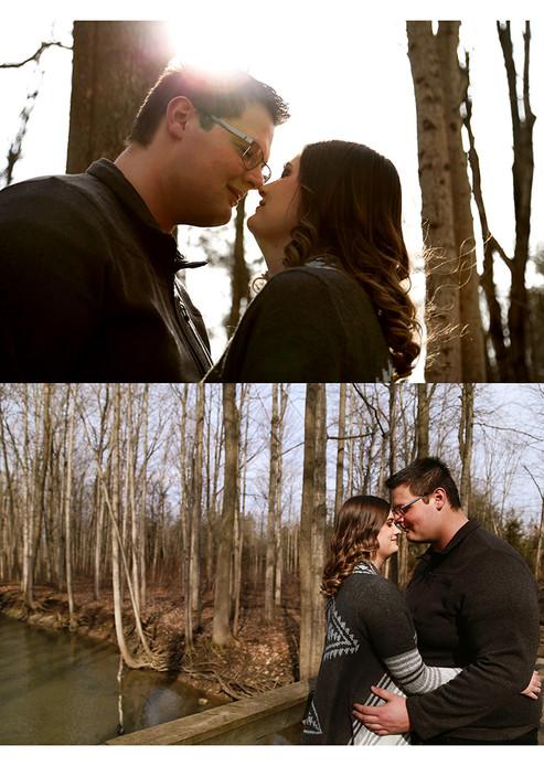 Carlie & Logan - Engaged
