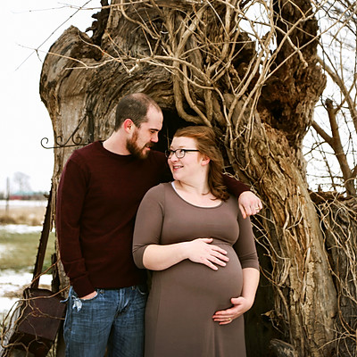 Bailey & Ian - Maternity