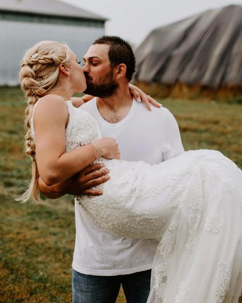Dani & Sean - Wedding Day