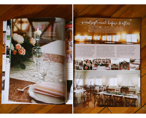 Wedding Ring Magazine Feature