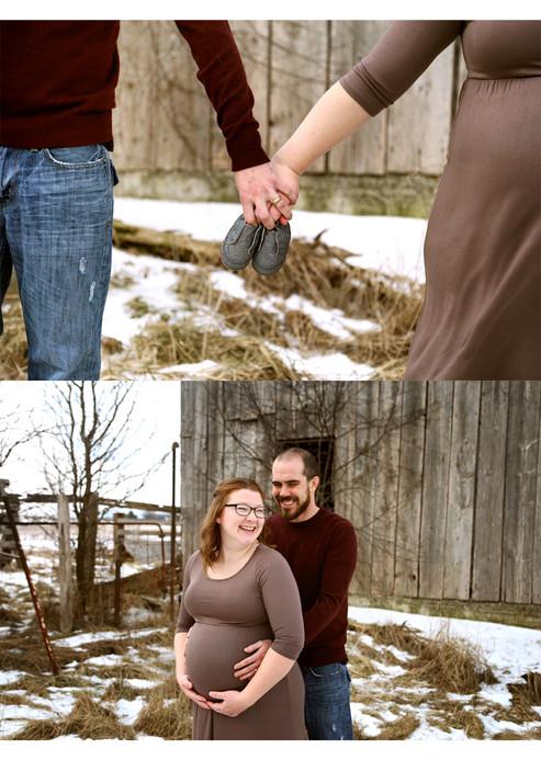 Bailey & Ian - Maternity