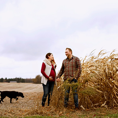 Emma & Carl - Maternity