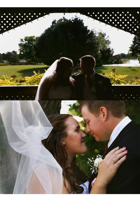 Amanda & Tyler - Wedding Sneak Peek