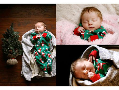 Mackenzie - Newborn Photos