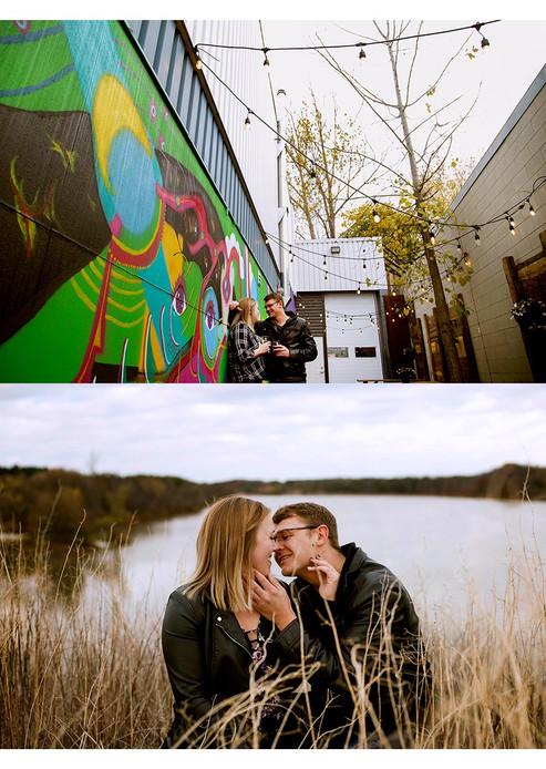 Emilee & Tom - Engaged