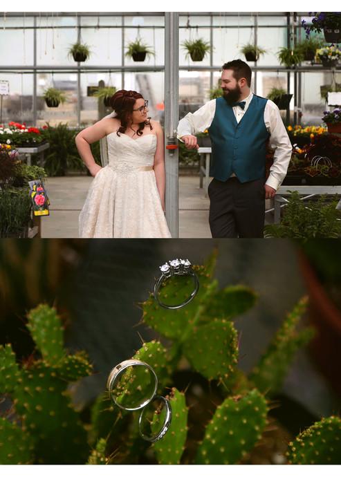 Malori & Josh - Wedding Day Sneak Peek