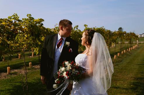 Amanda & Tyler - Wedding Day