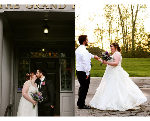 Candace & Neil - Married