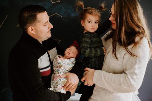 Karlee, Dave & Kids - Family Session