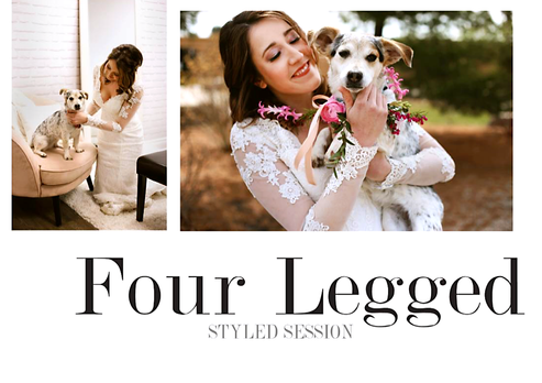 Styled Shoot Magazine Feature