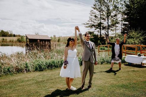 Hayley & Kyle - Wedding Day