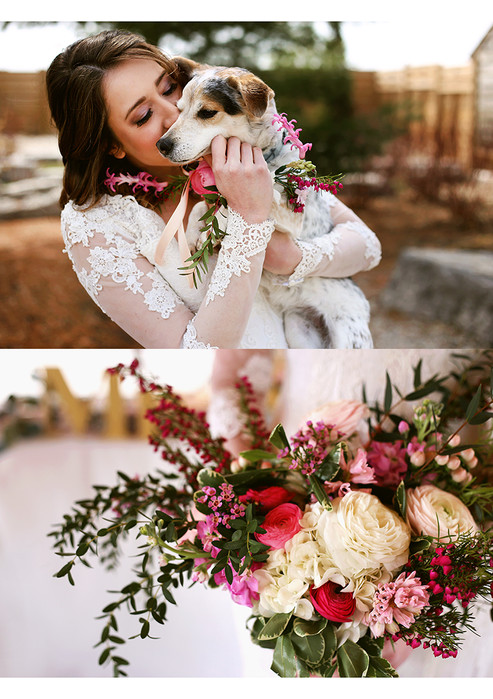 Spring Styled Shoot