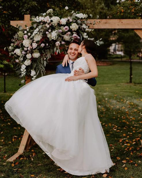 Laura & Alex - Wedding Day