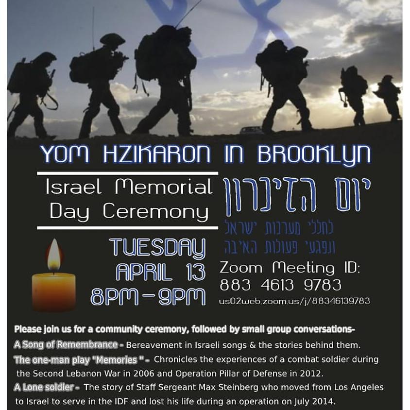 Yom Hzikaron in Brooklyn