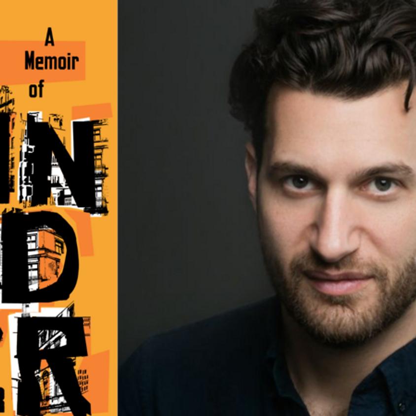 "7:30PM Conversation with Menachem Kaiser, author of ""Plunder"""