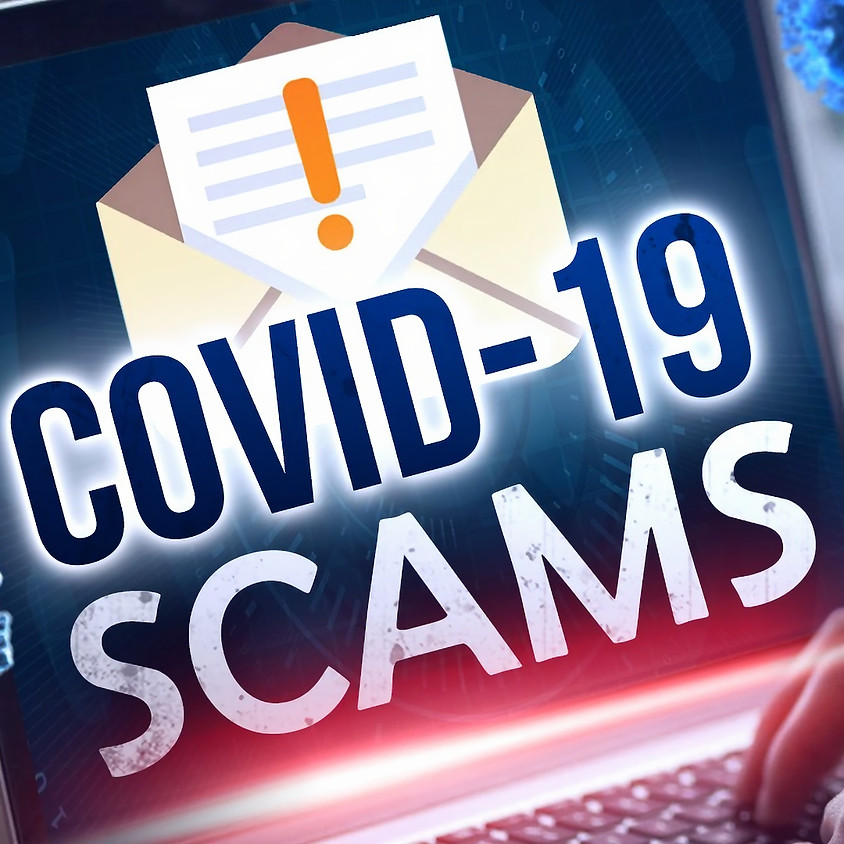 6:30PM PAI Shared Wisdom: Covid Financial Scams & Abuse