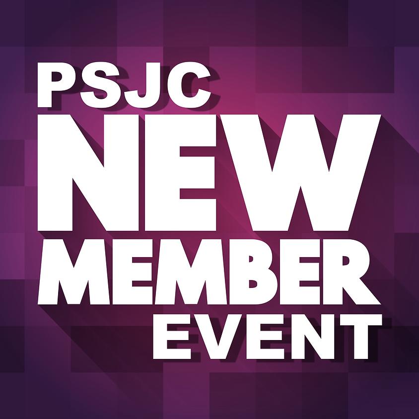 11:00AM New Member Event (2018-Present)