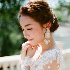 Bridal Portrait with Rachel