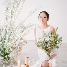 Bridal Portrait Styled Shoot in Hong Kong