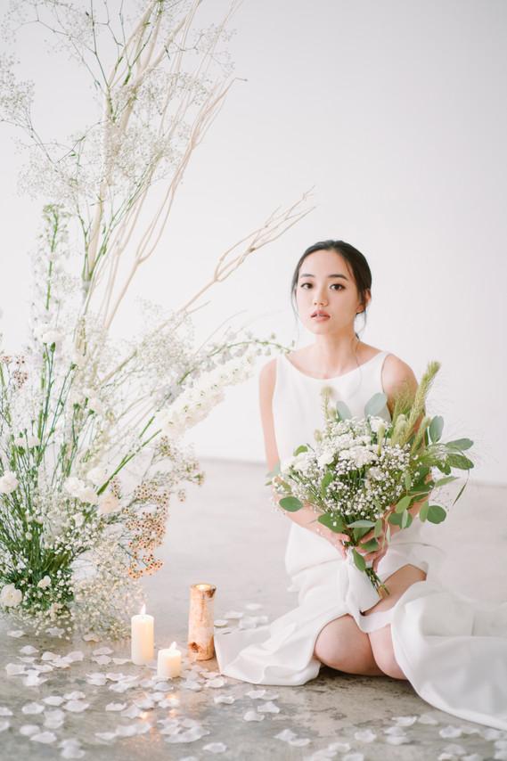 Bridal Portrait with Hannah