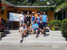 Some of the TSCC Maka Koa crew that race